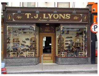 T.J. Lyons Footwear Specialist